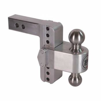"""Weigh Safe - 180 Degree Hitch 6"""" Drop w/ 2"""" Receiver - Image 1"""