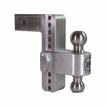 """Weigh Safe - 180 Degree Hitch 8"""" Drop w/ 2.5"""" Receiver - Image 1"""