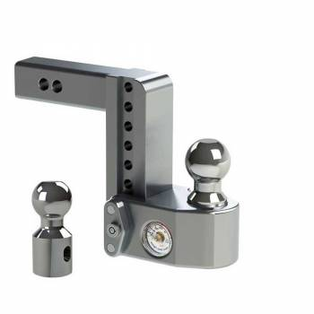 "Weigh Safe - Weigh Safe Hitch 6"" Drop w/ 2"" Receiver - Image 1"