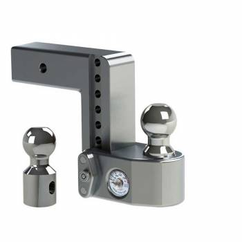 "Weigh Safe - Weigh Safe Hitch 6"" Drop w/ 2.5"" Receiver - Image 1"