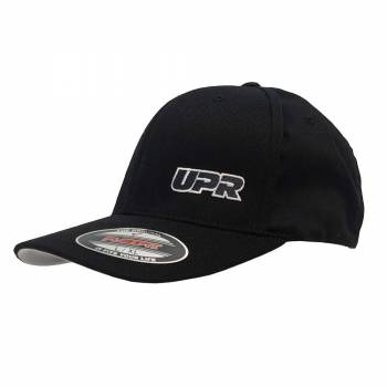 UPR - UPR FlexFit Hat Black Small/Medium - Image 1