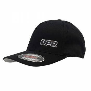 UPR - UPR FlexFit Hat Black Large/X-Large - Image 1