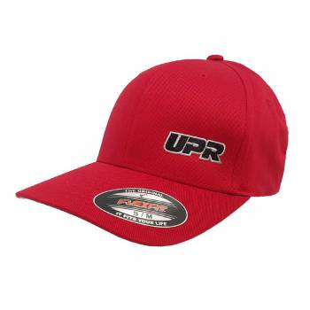 UPR - UPR Flex-Fit Hat Red Large/X-Large - Image 1