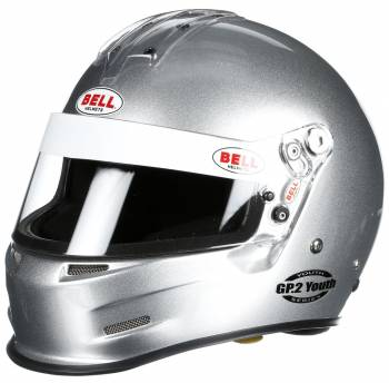 Bell - Bell GP.2 Youth, Silver