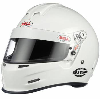 Bell - Bell GP.2 Youth, White