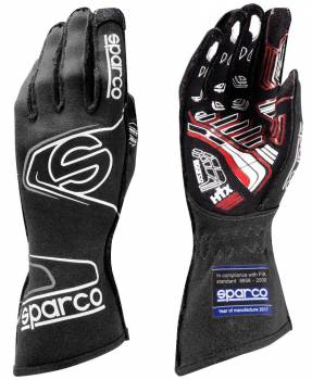 Sparco Closeout  - Sparco Arrow RG-7 Evo Black/Grey Small - Image 1