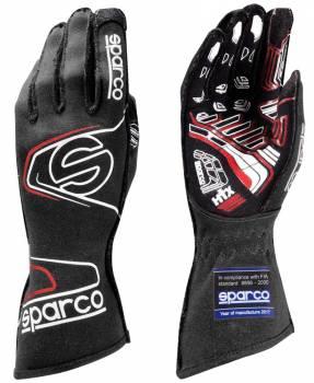 Sparco - Sparco Arrow RG-7 Evo Black/Red Small