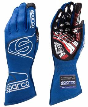 Sparco Closeout  - Sparco Arrow RG-7 Evo Blue X Small - Image 1