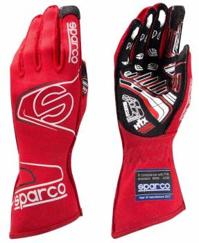 Sparco Closeout  - Sparco Arrow RG-7 Evo Red XX Small - Image 1