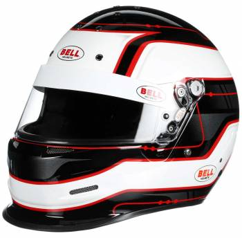Bell - Bell K.1 Pro, Circuit Red XX Small (54-55) - Image 1