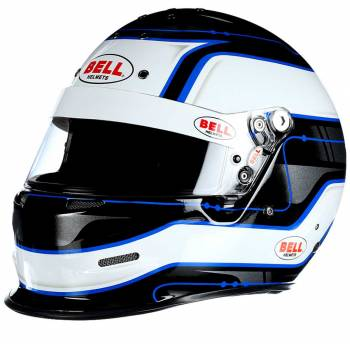 Bell - Bell K.1 Pro, Circuit Blue X Small (56)