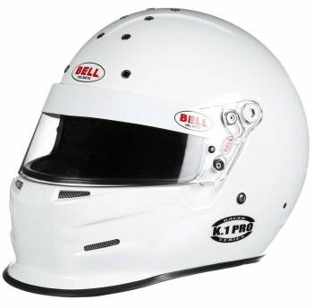 Bell - Bell K.1 Pro, White XX Small (54-55)