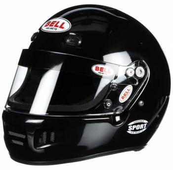 Bell Closeout - Bell Sport, Gloss Black, X Large (61+) - Image 1