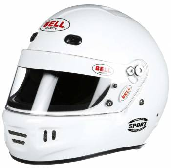 Bell - Bell Sport, White, Medium (58-59) - Image 1