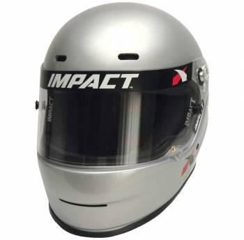 Impact Racing - Impact Racing 1320 No Air, Large, Silver - Image 1