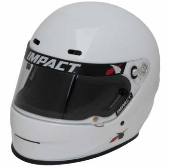 Impact Racing - Impact Racing 1320 No Air, Large, White - Image 1