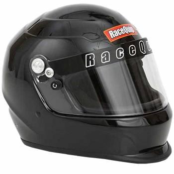 RaceQuip - RaceQuip Pro15 Helmet, Gloss Black, Medium - Image 1