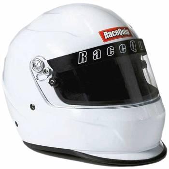 RaceQuip - RaceQuip Pro15 Helmet, White, Medium