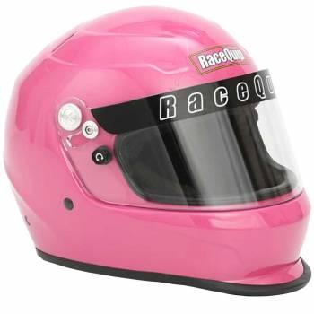 RaceQuip - RaceQuip Pro15 Helmet, Hot Pink, Medium - Image 1
