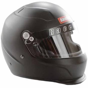 RaceQuip - RaceQuip Pro15 Helmet, Flat Black, Large