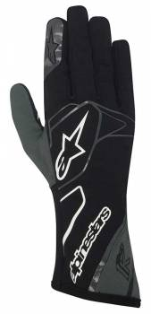 Alpinestars - Alpinestars Tech 1-K Karting Glove Black/Anthracite/White XX Large - Image 1