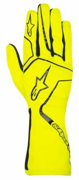 Alpinestars - Alpinestars Tech 1-K Race Karting Glove Yellow Fluo/Black Large - Image 1