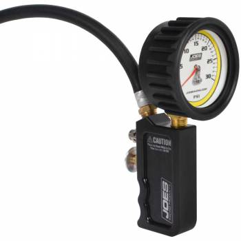 Joes Racing - Joes Billet Quick Fill Tire Inflator  0-30 PSI Analog Gauge - Image 1