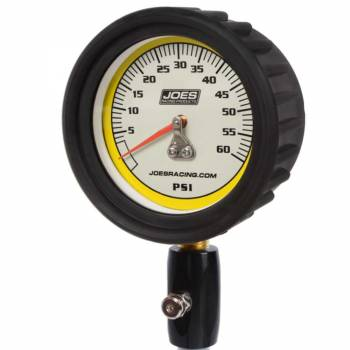 Joes Racing - Joes Pro Tire Gauges 0-60 With Hold Valve - Image 1
