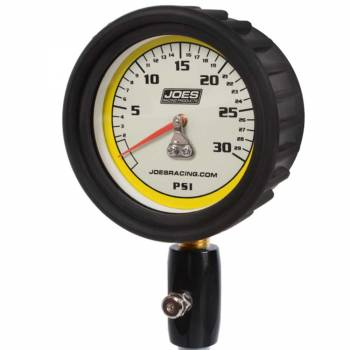 Joes Racing - Joes Pro Tire Gauges 0-30 With Hold Valve - Image 1