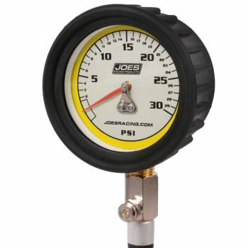 Joes Racing - Joes Pro Tire Gauges 0-30 Without Hold Valve - Image 1