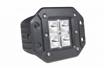 Night Stalker Lighting - Night Stalker Flush Mount LED Lighting - Square - Image 1