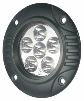 Night Stalker Lighting - Night Stalker Flush Mount LED Lighting - Round - Image 1