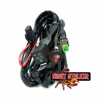 Night Stalker Lighting - Night Stalker Wiring Harness, LED Lightbars - Standard - Image 1