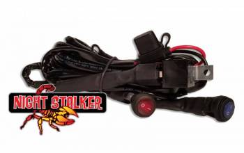 Night Stalker Lighting - Night Stalker Wiring Harness, Dual or Backlight LED Lightbars - Image 1