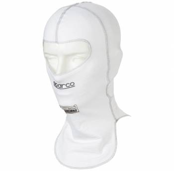 Sparco - Sparco Shield RW-9 Balaclava Hood White - Image 1