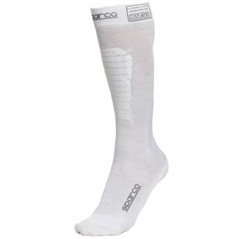 Sparco - Sparco Compression Socks White 46 - Image 1