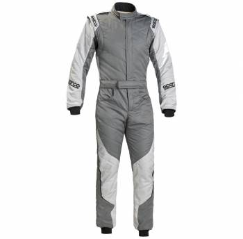 Sparco - Sparco Energy RS-5 Racing Suit Gray/Silver 56 - Image 1