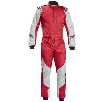 Sparco - Sparco Energy RS-5 Racing Suit Red/Silver 48 - Image 1