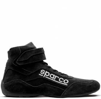 Sparco - Sparco Race 2 Racing Shoe 8 Black - Image 1