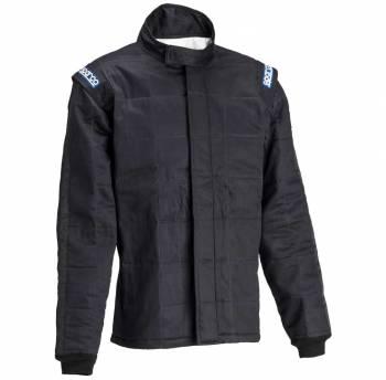 Sparco - Sparco Jade 3 Racing Jacket 2X Large Black