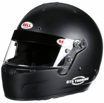 Bell - Bell GT5 Top Air Large (60) Matte Black, Clear Top Air - Image 1