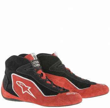 Alpinestars - Alpinestars SP Shoe 2015 10.5 Red/Black - Image 1