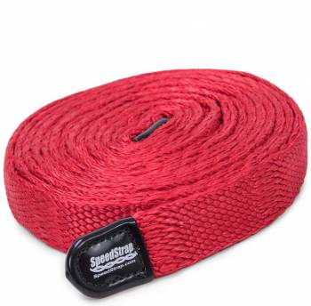 """SpeedStrap - SpeedStrap 1"""" x 30' SuperStrap 10,000 lbs. Weavable Recovery Strap - Image 1"""