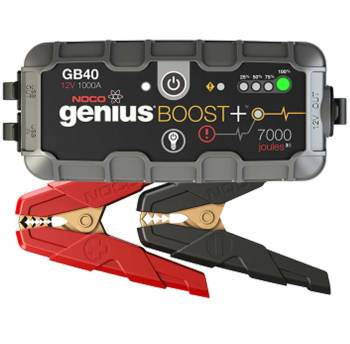 NOCO/Genius - NOCO 1000 Amp Compact Lithium Jump Starter & Power Supply GB40