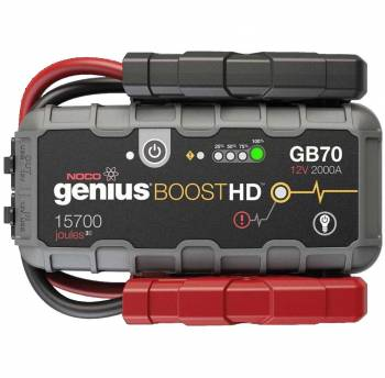NOCO/Genius - NOCO 2000 Amp Compact Lithium Diesel Jump Starter & Power Supply GB70 - Image 1