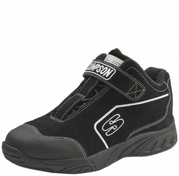 Simpson - Simpson Pit Box Shoe, 9, Black - Image 1
