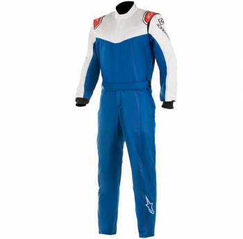 Alpinestars - Alpinestars Stratos Racing Suit 60 Royal Blue/White/Red - Image 1