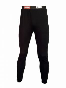RaceQuip - RaceQuip Fire Retardant Underwear Bottom LRG BLACK - Image 1