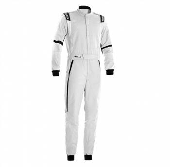 Sparco - Sparco X-Light Racing Suit 58 White/Black - Image 1