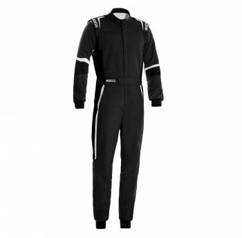 Sparco - Sparco X-Light Racing Suit 58 Black/White - Image 1